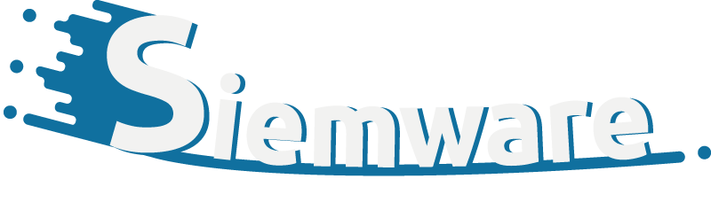 Siemware footer logo